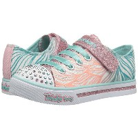 【ポイント2倍!6/22 1:59まで】SKECHERS KIDS Twinkle Toes - Sparkle Glitz 10710L Lights (Little Kid/Big Kid)