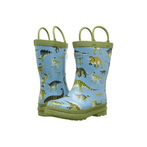 【ポイント2倍!6/22 1:59まで】Hatley Kids Wild Dinos Rainboots (Toddler/Little Kid)
