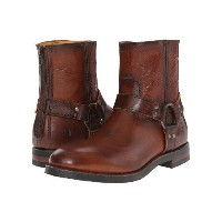 Frye Clinton Harness Back Zip