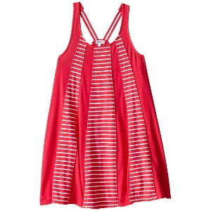 Splendid Littles Striped Sleeveless Dress (Big Kids)