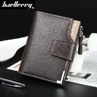 Baellerry Brand wallet men top quality multifunction mens wallet purse short noble gold classic...