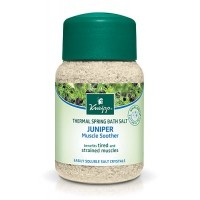 Kneipp MUSCLE SOOTHING MINERAL BATH SALT Tired & Strained Muscles JUNIPER 500g