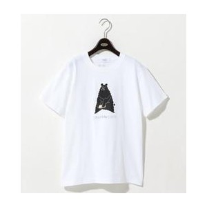 <7×7>ANIMAL TEE -united LOVE project 20172 †【ユナイテッドアローズ/UNITED ARROWS Tシャツ・カットソー】