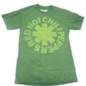 ☆☆☆【Tシャツは2枚までメール便対応可】RED HOT CHILI PEPPERS レッド・ホット・チリペッパーズTONAL ASTERISK MENS TRI-BLEND TEE...