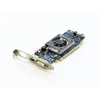 DELL Radeon HD6450 1GB DVI/HDMI PCI Express x16 0HCVMH Pegatron OEM【中古】【全品送料無料セール中!】