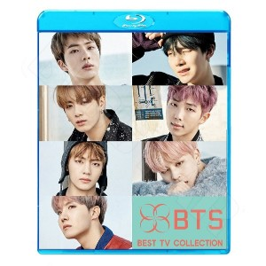 【Blu-ray】☆★BTS 2017 TV COLLECTION★Not Today Spring Day Fire Blood Sweat  Tears【防弾少年団】【メール便は2枚まで】