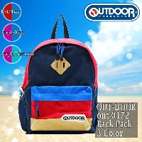 【 OUTDOOR PRODUCTS 】 キッズサイズ デイパック / OUT-0172【ポイント2倍】【送料無料】【リュック】【デイパック】【バックパック】【通学】【男性】【フェス】【女性】...