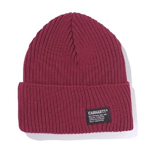 NEW ERA ニューエラ Military Watch Knit Carhartt エンジ (made with COOLMAX (R)fabric) [N0020432]