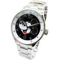 Disney Limited Edition Unisex Modern Watch Mickey Mouse . Analog Large Display.ディズニー限定モデルUnisex...