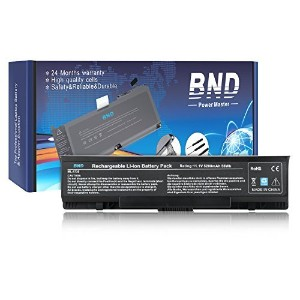 BND Laptop バッテリー [with サムスン Cells] for デル Studio 17 1737 1735 1736 PP31L, フィット P/N KM973 RM791...