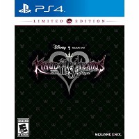 Kingdom Hearts HD 2.8 Final Chapter Prologue Limited Edition PlayStation 4 キングダムハーツファイナルチャプタープロローグ限定...