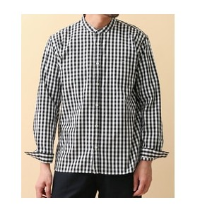 DOORS FORK&SPOON OX Band-collar SHIRTS【アーバンリサーチ/URBAN RESEARCH シャツ・ブラウス】