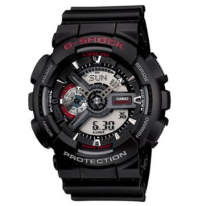カシオ【国内正規品】CASIO G-SHOCK GA-110-1AJF★G-SALE【GA-110】