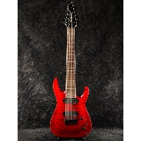 Jackson JS32-8Q DINKY Transparent Red 新品[ジャクソン][ディンキー][8弦][トランスレッド,赤][Electric Guitar,エレキギター]