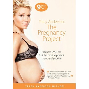 SALE OFF!新品北米版DVD!Tracy Anderson: The Pregnancy Project! トレーシー・アンダーソン