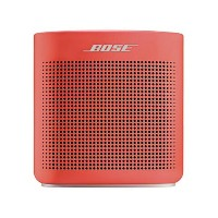 Bose Bluetoothスピーカー SoundLink Color Bluetooth speaker II [コーラルレッド] [Bluetooth:○ NFC:○ 駆動時間:連続再生:8時間...