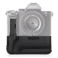 Powerextra VG-C2EM バッテリー Grip リプレイスメント for ソニー A7II/A7S II/A7R II デジタル SLR Camera Work with NP-FW50...