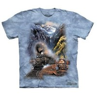 The Mountain Tシャツ Telluride Homecoming (鉄道 キッズ 子供用)【輸入品】半袖