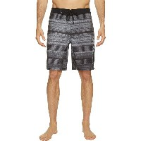 "ハーレー メンズ 水着 水着 Phantom Sandbar 20"" Boardshorts Black"