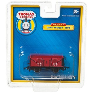 【Bachmann Trains Thomas And Friends Open Wagon Red by Bachmann Trains】