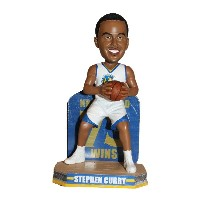 Stephen Curry Golden State Warriors Nbaレコード73wins Limited Edition Bobblehead