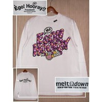 MELT DOWN [メルトダウン] ロンTMD08SS-SL01 EGO-DOT L/S TEE