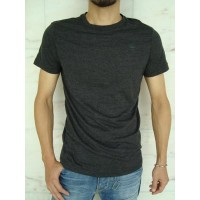 """G-STAR RAW[ジースター]【HTR R-NECK SHORT SLEEVE OPTIC FIT】""""double pack""""Tee★BLACK★"""