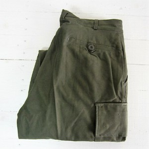 military ミリタリー オランダ軍 [fatigue pants][olive]