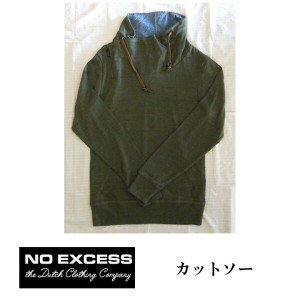 NO EXCESS(ノーエクセス)カットソーdk army