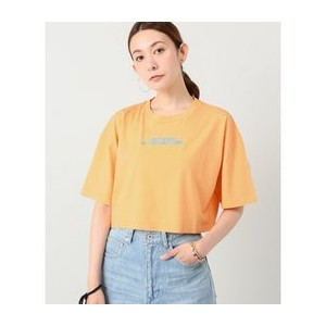 【LUPE/ルペ】EMBROIDERED CROP TOP:Tシャツ【ジャーナルスタンダード/JOURNAL STANDARD Tシャツ・カットソー】