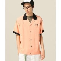 STYLE EYES / スタイルアイズ : TWO-TONE RAYON BOWLING SHIRT【ジャーナルスタンダード/JOURNAL STANDARD シャツ・ブラウス】