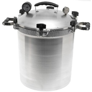 All-American 30-Quart Pressure Cooker/Canner by All American