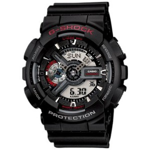 【新品】G-SHOCK GA-110-1AJF CASIO カシオ