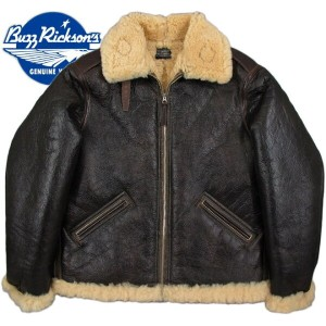 "BUZZ RICKSON'S/バズリクソンズ JACKET, FLYING, INTERMEDIATE Type B-6 ""BUZZ RICKSON CLO CO."" A.C. CONTRACT..."