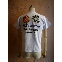 ★BUZZ RICKSON'Sバズリクソン★LOCKHEED MARTIN TEEスカンクワークス THE SKUNK WORKS『Baja Scorpions』S/S T-SHIRT...