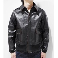 BUZZ RICKSON'S WILLIAM GIBSON COLLECTION JACKET,FLYING.SUMMER『TYPE BLACK A-2』【アメカジ・ミリタリー】BR80388...