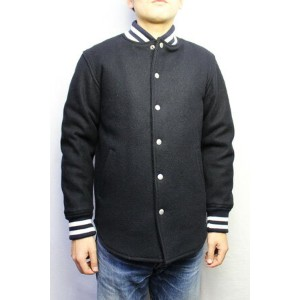 フィデリティ(FIDELITY)24oz BASEBALL SHIRTS JACKET QUILTED LINING (COLOR : #79 NAVY)【05P05Nov16】【RCP】