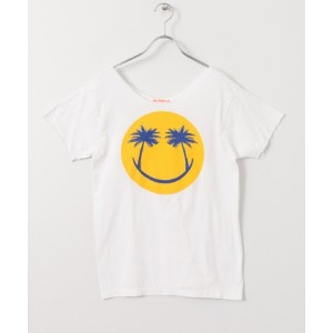 ★dポイントが貯まる★【URBAN RESEARCH Sonny Label(アーバンリサーチサニーレーベル)】CALI GOOD LIFE HAPPY PALMS T?SHIRTS...