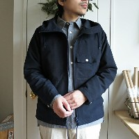 ENDS and MEANS Yacht Parka エンズアンドミーンズ ヨットパーカー