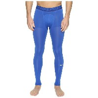 ナイキ メンズ カジュアルパンツ ボトムス Pro Cool Compression Tight Game Royal/Deep Royal Blue/White