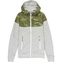 コロンビア メンズ パーカー&スウェット アウター Columbia Wilkinson Cove Full-Zip Hoodie - Men's Peatmoss Camo