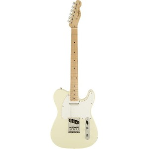 Squier by Fender 《スクワイヤーbyフェンダー》 Affinity Series Telecaster (Arctic White/Maple Fingerboard)