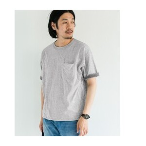 DOORS W Face LooseCrewNeck T-Shirts【アーバンリサーチ/URBAN RESEARCH Tシャツ・カットソー】