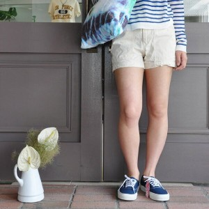 orSlow(オアスロウ) / FATIGUE EASY SHORTS (ECRU)