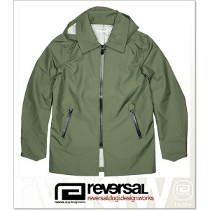 REVERSAL PROGRESSION FIELD COAT (JACKET)(rvsf16aw002-OL)