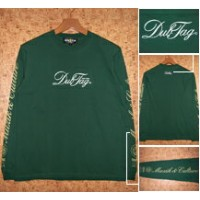 DUBTAG [ダブタグ] ロンTDT10HO-LS01 COOL ARM L/S TEE