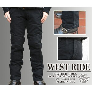 【WEST RIDE/ウエストライド】防寒パンツ/RELAX COMFORMAX PADD PANTS★REAL DEAL