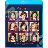 【Blu-ray】? TWICE 2017 2nd SPECIAL EDITION ? Signal Knock Knock TT 1 to 10 Cheer Up ? 【TWICE ブルーレイ】