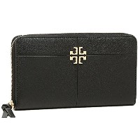 (トリーバーチ) TORY BURCH トリーバーチ 財布 TORY BURCH 31150 001 IVY ZIP CONTINENTAL WALLET 長財布 BLACK [並行輸入品]