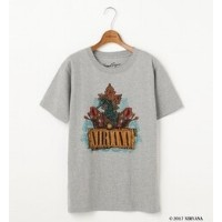 NIRVANA/半袖Tシャツ【ダブルネーム/DOUBLE NAME Tシャツ・カットソー】